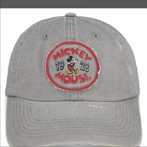 Timeless Mickey Mouse baseball hat